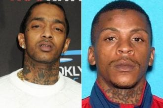 Alleged Suspect Eric Holder Arrested In The Murder Of Nipsey Hussle