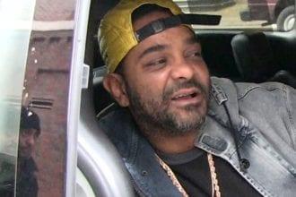Rapper Jim Jones Dodges Jail Time