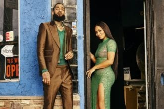 Lauren Londons Heart Breaking IG Post To Her Beloved Nipsey Hussle