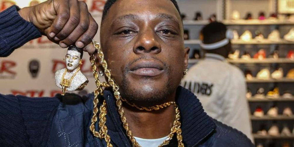 Lil Boosie Arrested In Georgia On Gun And Drug Charges