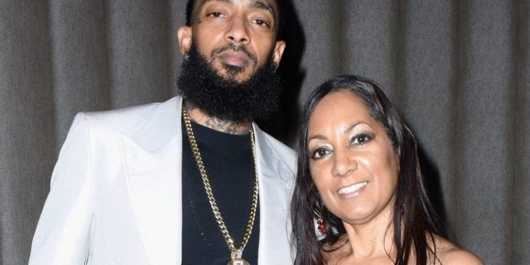 Nipsey's Mom Angelique Shares Powerful Message About Him