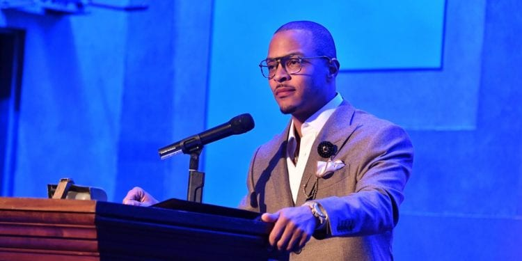 T.I. And Scrap Join Pastor Jamal Bail Out 23 Offenders Easter