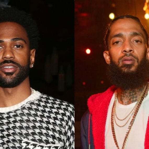 Big Sean Addressed Nipseys Alleged Killer Eric Holder On IG