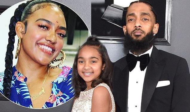 Nipsey Hussle Sister Files For Guardianship Of His Daughter Emani