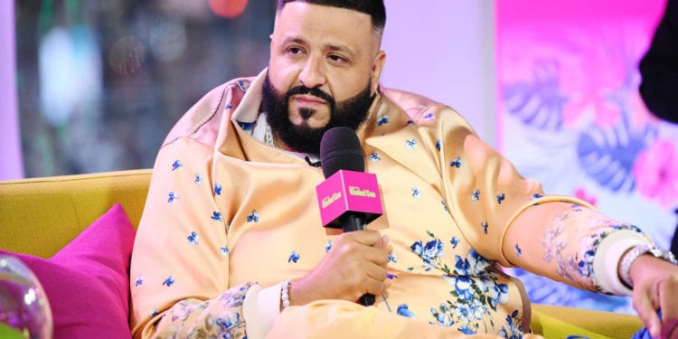 Did DJ Khaled Lose Creds After Wining Over Record Sells
