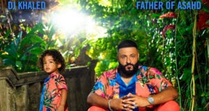 dj khaled album cover