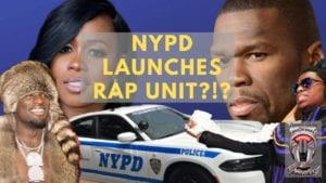 NYPD launches rap unit