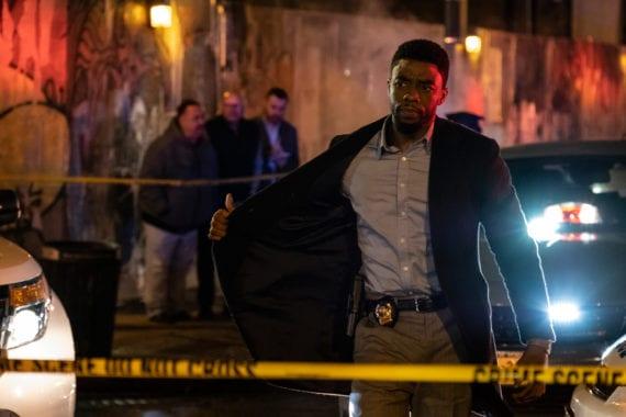 Chadwick Boseman in new movie: 21 Bridges