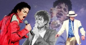 4 Michael Jacksons