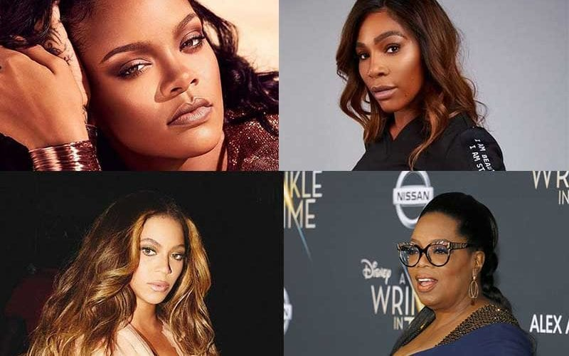 Top 5 Richest Black Self Made Women in Entertainment