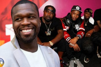50 Cent IG Post Throws Shades At G Unit