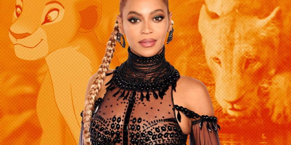 Beyonce Roars in Live Action Remake of The Lion King