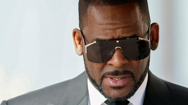 R. Kelly Arrested Again