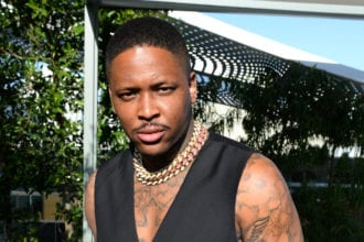 SUV in Deadly Shootout With Police Registered to Rapper YG