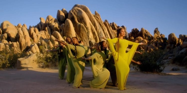 "Beyonce Video ""Spirit"" Is Breathtaking"
