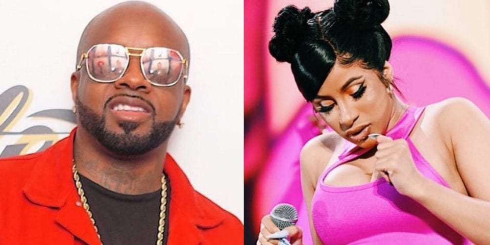 Cardi B Blast Comments Jermaine Dupri Made About Female Rappers