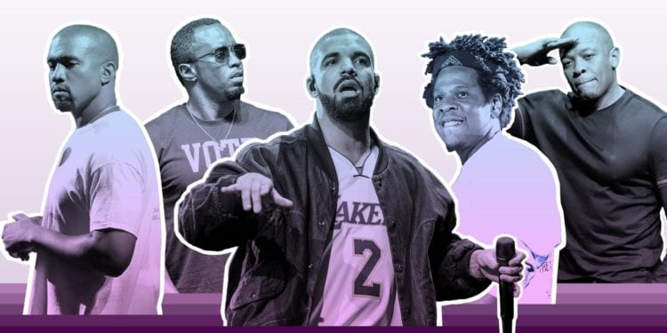 Top Five Next Hip Hop Billionaires List 2019