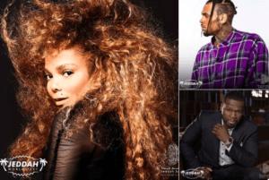 Janet Chris 50 Cent