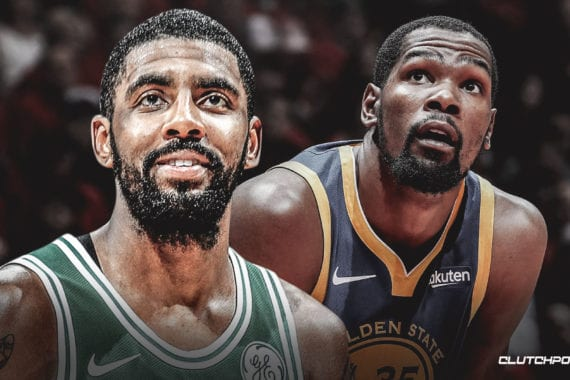 Durant N Irving Multi Million Contract With Brooklyn Nets