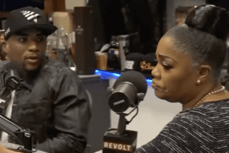 Monique Slams Charlamagne Tha God