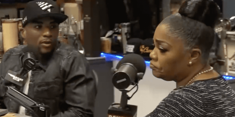 Monique Slams Charlamagne Tha God