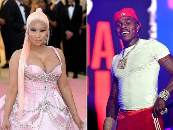 "Nicki Minaj Premieres ""Suge Remix"" with DaBaby"