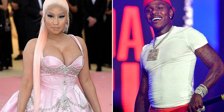 "Nicki Minaj Premieres ""Suge Remix"" with DaBaby"
