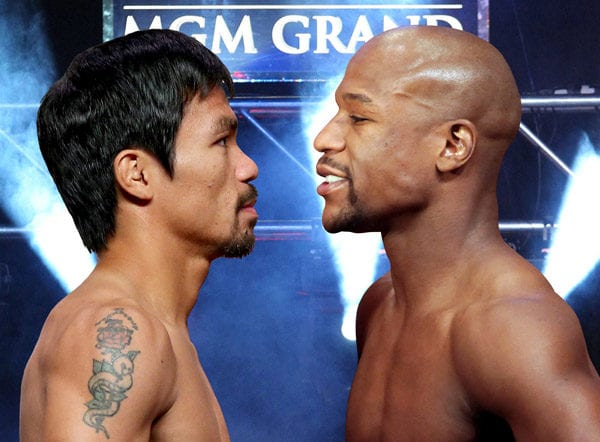Is Mayweather motivated for rematch with Pacquiao