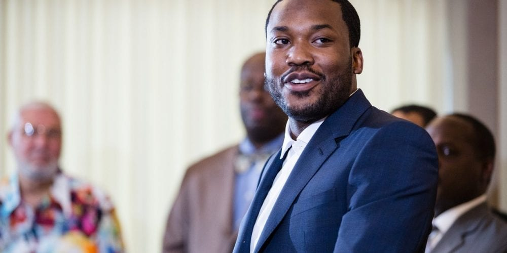 Meek Mill Launches Dream Chasers Label With Jay Z