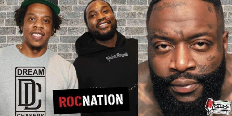 Rick Ross Congratulates Meek And Jay Z