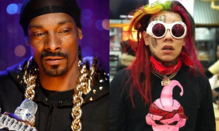 Snoop Dogg Slams Tekashi 69 On Instagram