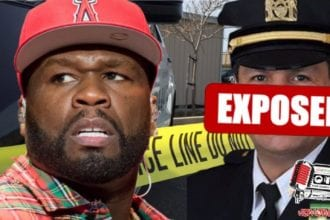 50 Cent Knew NYPD Would Protect Dirty Cop