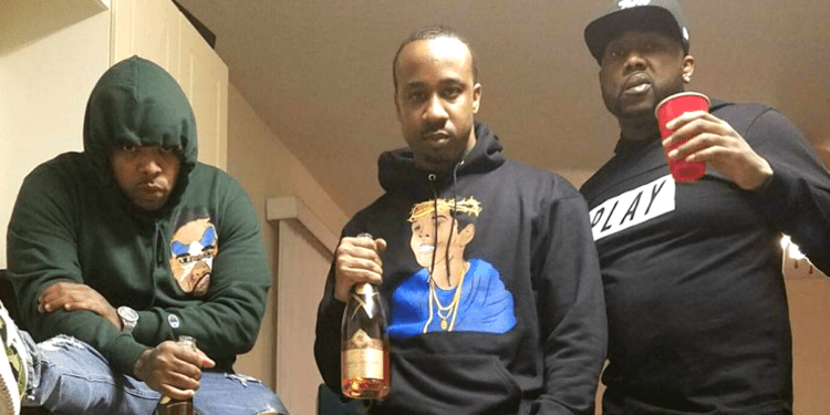 Westside Gunn And Benny The Butcher Sign W Roc Nation