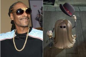 snoop dog cousin it