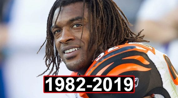 Former NFL Running Back Cedric Benson Dies In Motorcycle Crash