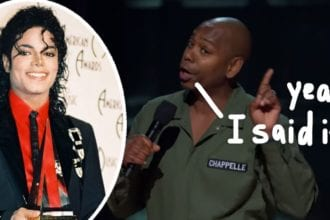 Dave Chappelle's Netflix Comedy Not For Faint Of Heart