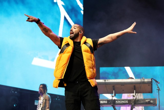 Drake Brought Special Guest To OVO Festival In Canada