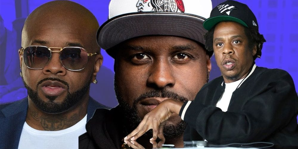 Funk Flex Claims NFL Approached Jermaine Before Jay Z
