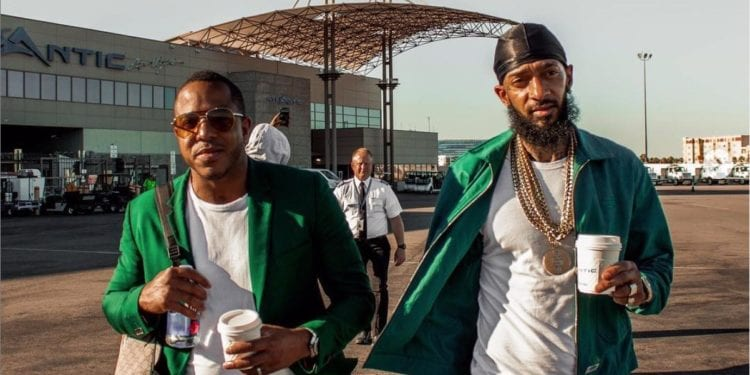 Nipsey Hussle's Business Partner Dave Gross Speaks Out