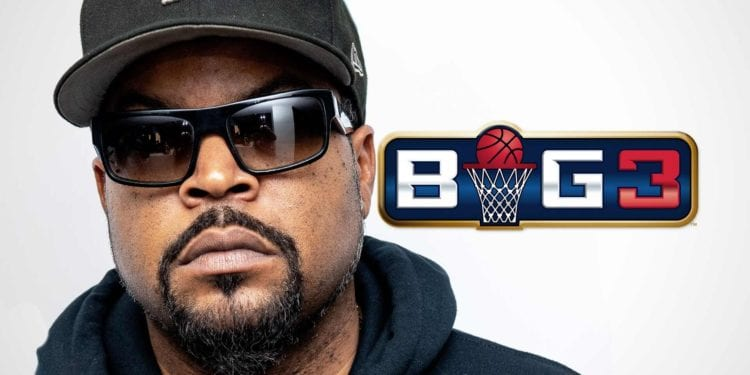 BIG3 Basketball Promoted by Ice Cube in Milwaukee