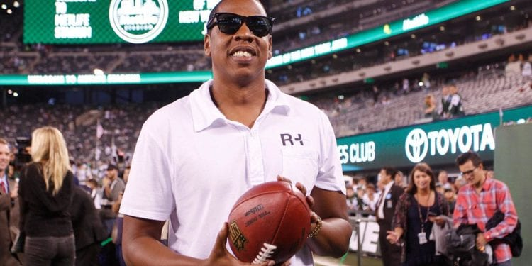 Jay-Z Joins NFL For Music and Social Justice Campaign