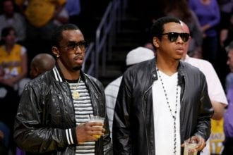 Diddy Defends Jay Z Over Partnership W NFL