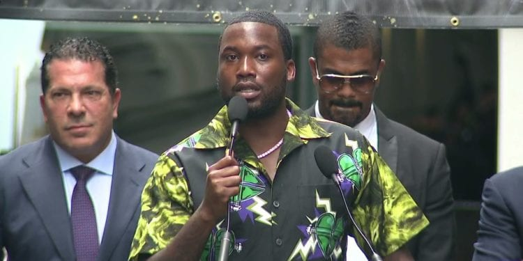 Meek Mill's 12 Year Legal Fight Is Finally Over