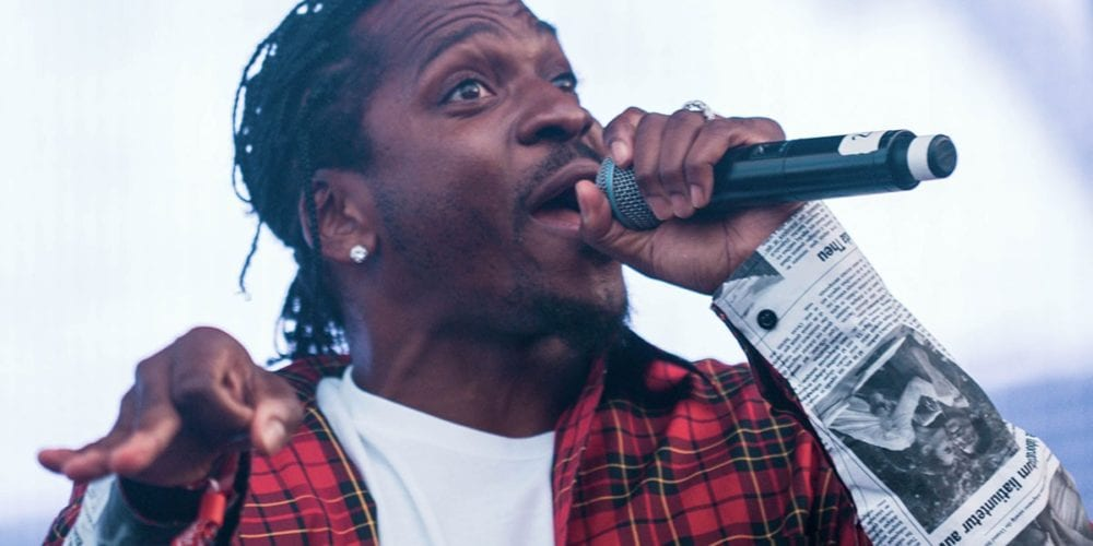 Pusha T Drops 'Sociopath' With Kash Doll