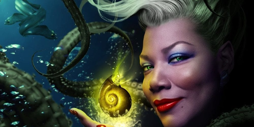 Queen Latifah Stars as Ursula in ABC's The Little Mermaid