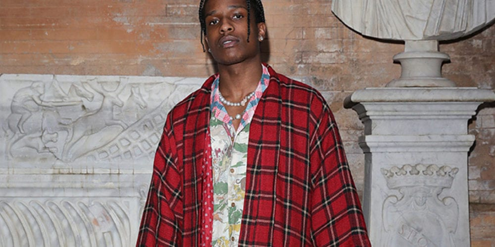 A$AP Rocky Been Released From Swedish Jail