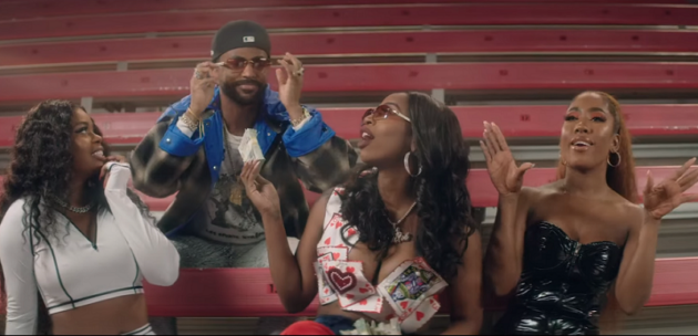 Kash Doll And Big Sean Ready Set Video Dropped