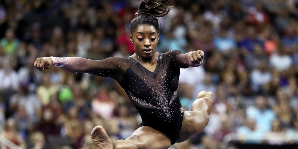 Simone Biles Is Most Decorated Female Athlete In US