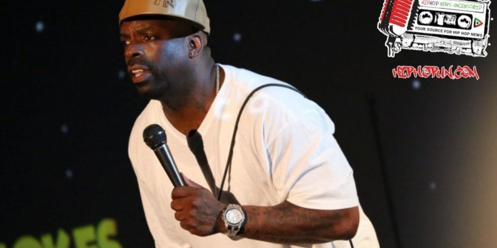 Comedian T.K. Kirkland Knows How to Handle a Heckler