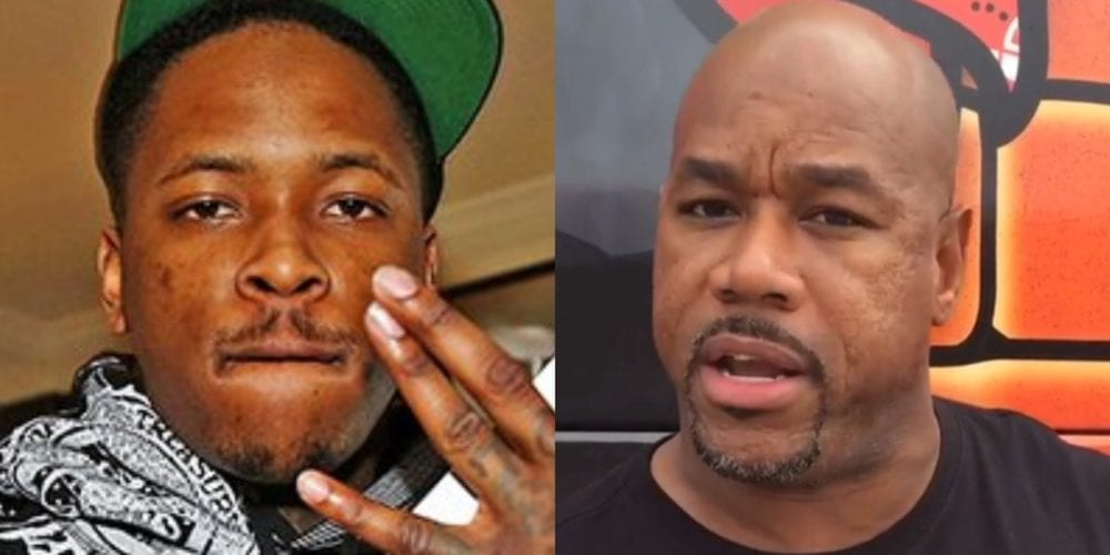 Wack 100 And YG Heated Exchange On Instagram